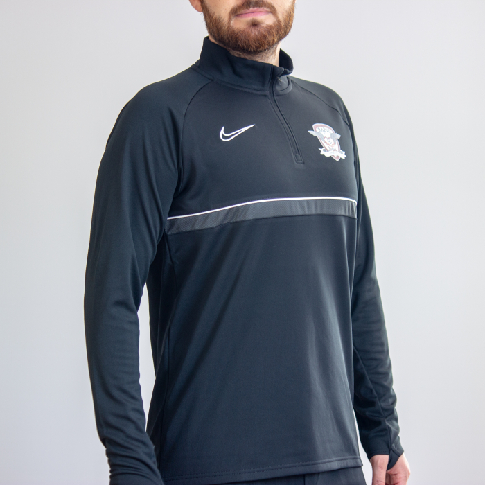 Bluza antrenament neagra [0]