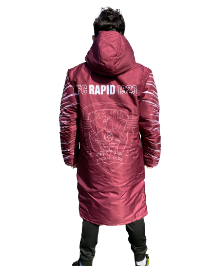 Geaca Rapid logo 1