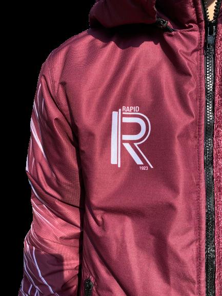 Geaca Rapid logo 2