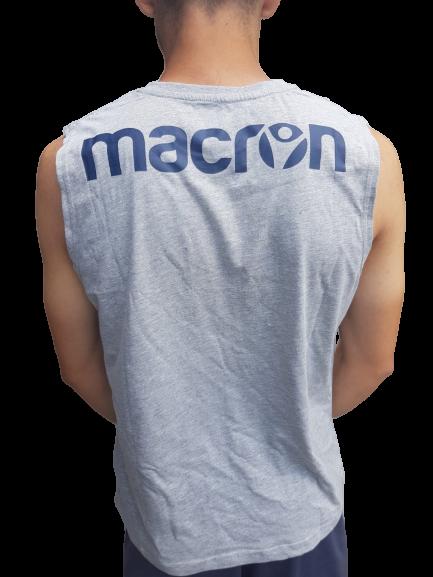 Maiou MACRON gri 3