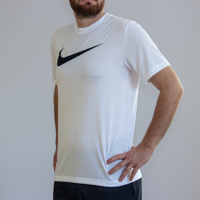 Tricou bumbac alb [1]