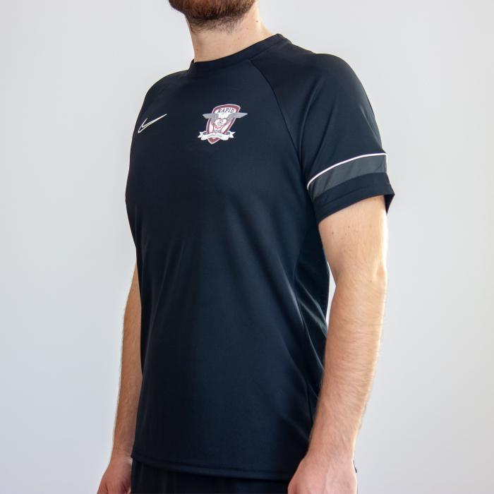 Tricou antrenament negru [1]