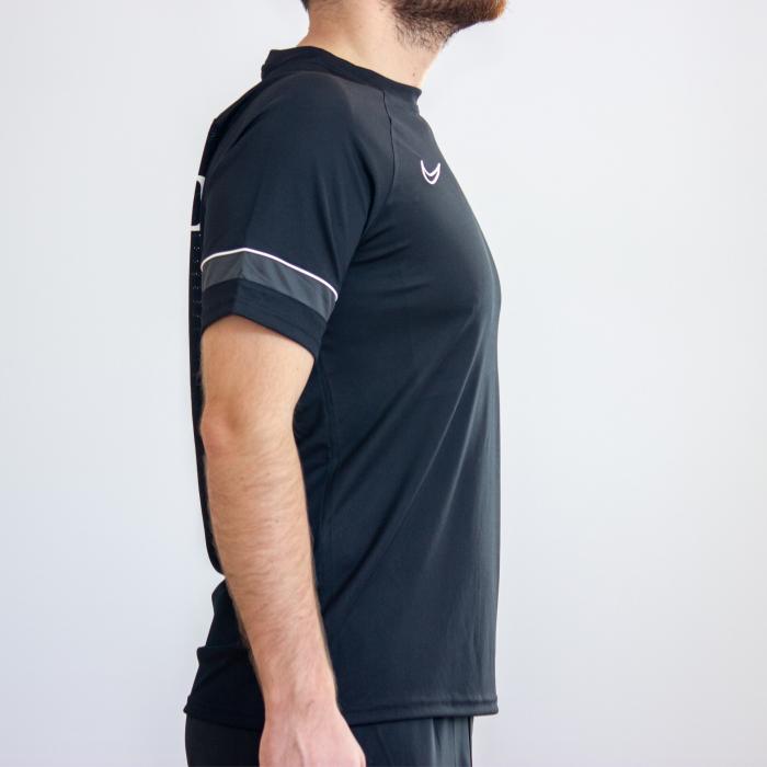 Tricou antrenament negru [3]