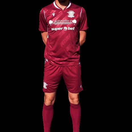 Echipament oficial visiniu sezonul 2020-2021 0