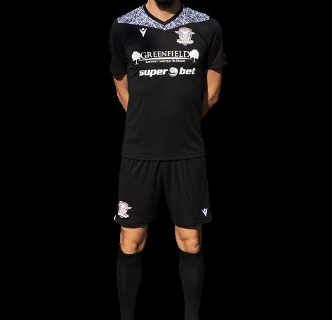 Echipament oficial negru sezonul 2020-2021 0