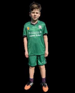 Echipament oficial pentru copii, 2018 Fourteen, Verde0