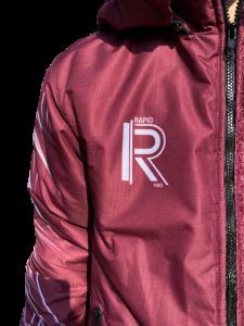 Geaca Rapid logo2