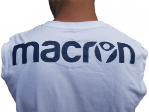 Maiou MACRON alb3