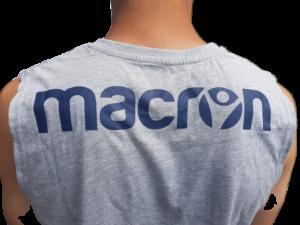 Maiou MACRON gri2