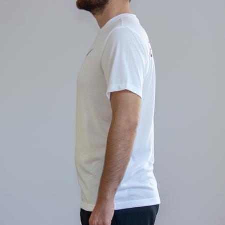 Tricou bumbac alb [2]