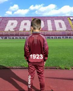 Trening de antrenament, Fourteen, Rapid1