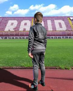 Trening de prezentare, Fourteen, Rapid1