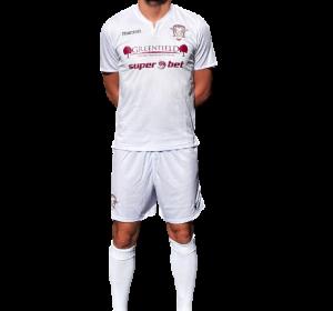 Echipament oficial alb sezonul 2020-2021
