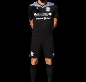 Echipament oficial negru sezonul 2020-2021