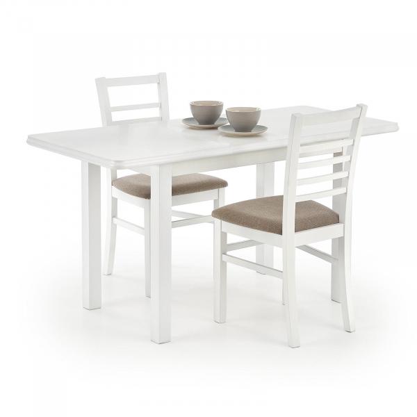 Masa extensibila DINNER 120-158 WHITE 1