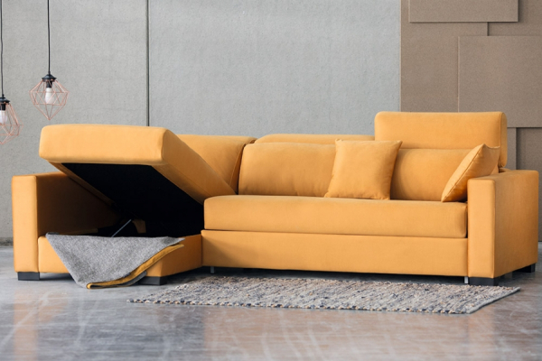 Canapele din stofa MYRA 2