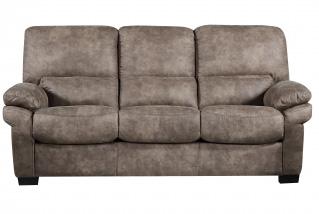 Canapea extensibia cu recliner Lazio 1
