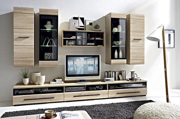Comoda TV sticla FEVER SONOMA 1