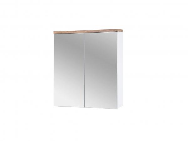Corp suspendat cu oglinda Bora White 60 cm 0