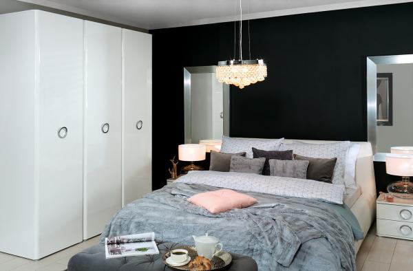 Dormitor modern ROKSANA II - Dulap SZF3D/22/18 3