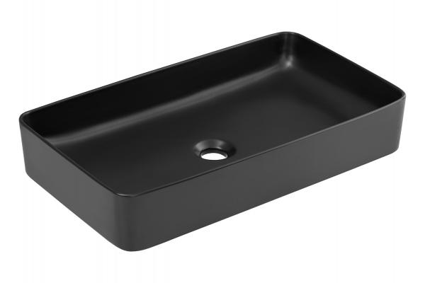 Lavoar negru mat Divine 61 cm [0]