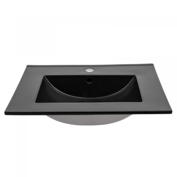 Lavoar Broozora Black 60 cm 0
