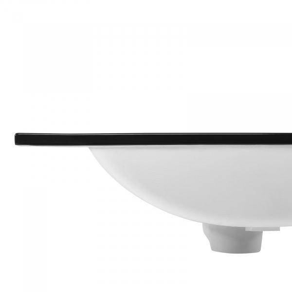 Lavoar Broozora Black 60 cm 2