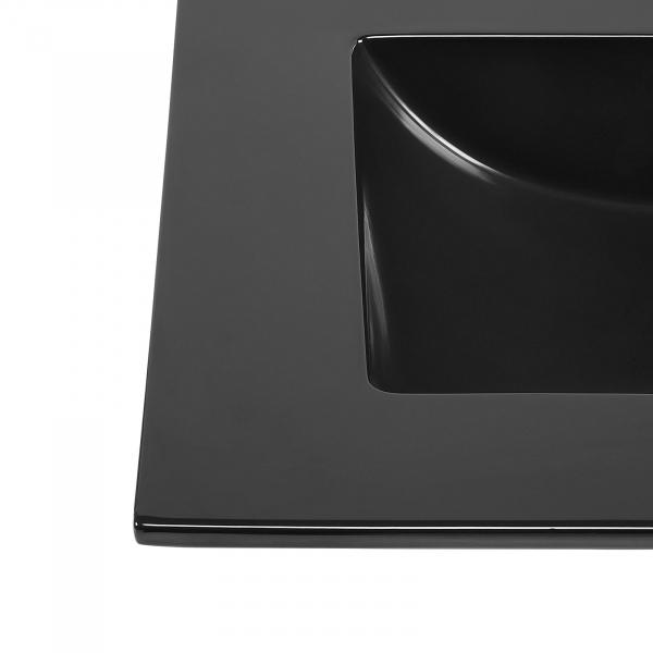 Lavoar Broozora Black 60 cm 3