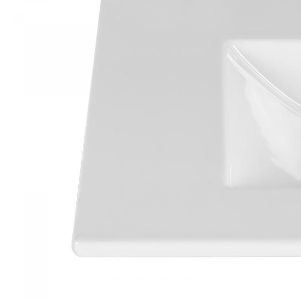 Lavoar Clasico White 80 cm 3