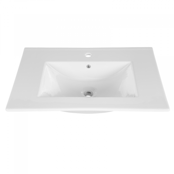 Lavoar Clasico White 80 cm 0