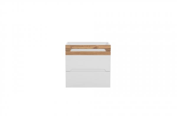 Masca pentru Lavoar Galatea White 60 cm 4