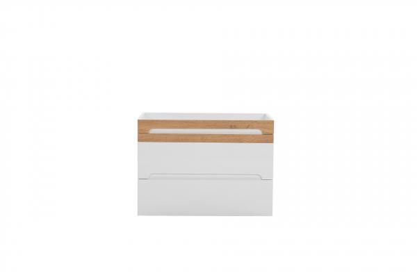 Masca pentru Lavoar Galatea White 80 cm 0
