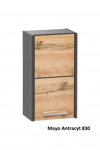 Cabinet de baie Mayo Antracit 0