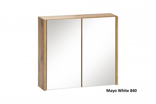 Corp suspendat cu oglinda Mayo White 0