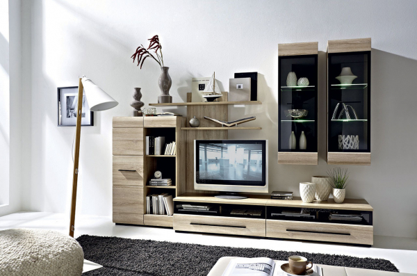 Mobilier FEVER SONOMA Set living 6 piese 0