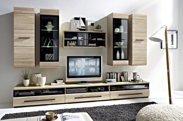 Mobilier FEVER SONOMA Set living 8 piese 0