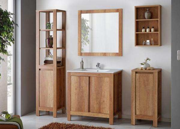 Oglinda Clasico Oak 80 cm [1]