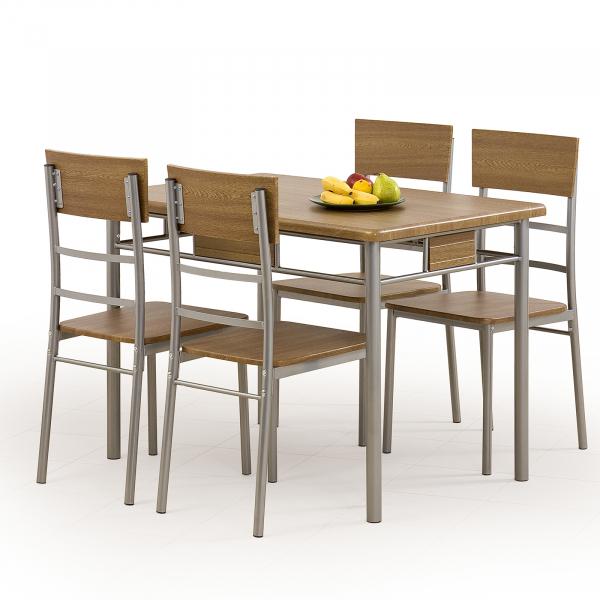 Set masa si 4 scaune NATAN 0