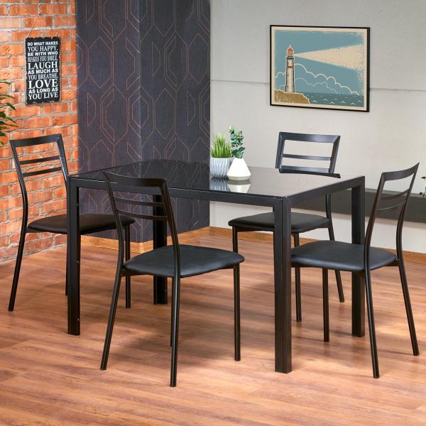Set masa si 4 scaune OTTAWA 0