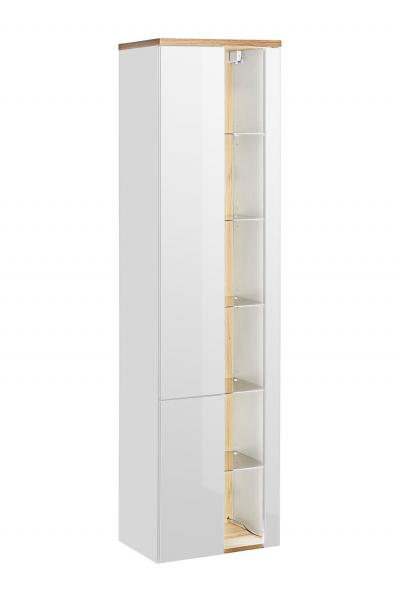 Set mobilier baie Bond White 60 cm 4