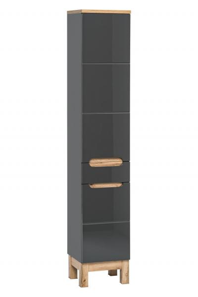 Set Mobilier Baie Bora Grey 80 cm 1