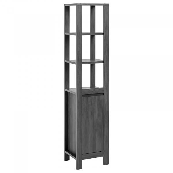Set mobilier de baie Clasico Grey 1