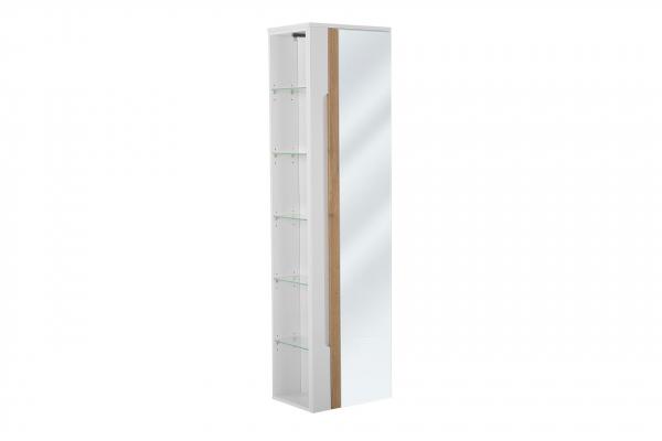 Set mobilier de baie Galatea White 80 cm 2