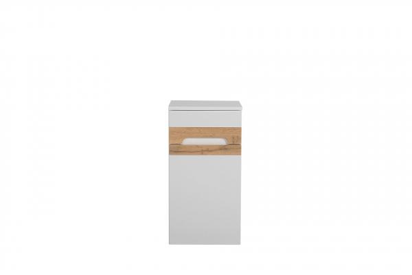 Set mobilier de baie Galatea White 80 cm 4