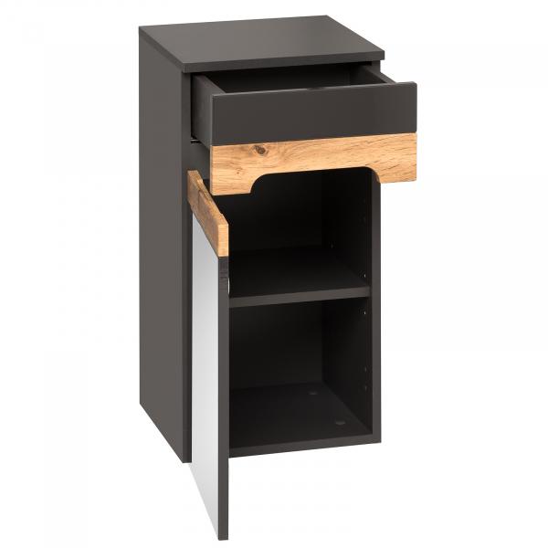 Set mobilier de baie Galatea Grey 3