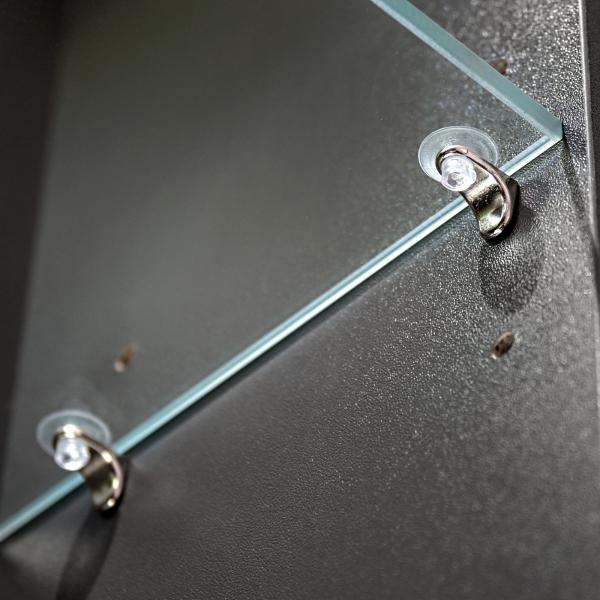 Set mobilier de baie Galatea Grey 10