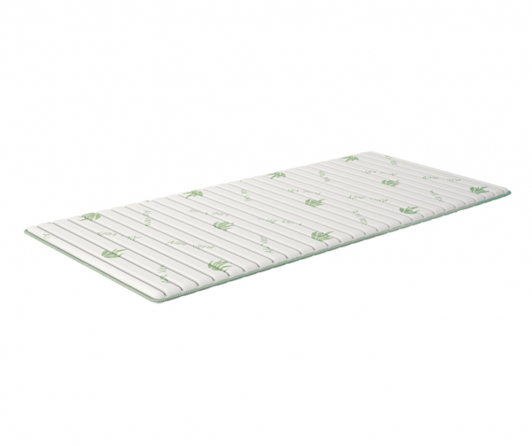 Topper cu memory foam Smart Topper Aloe 0