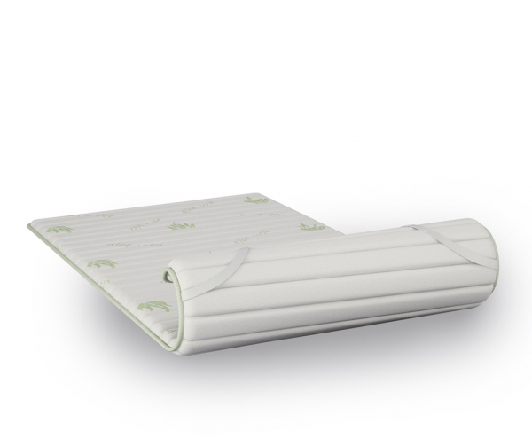 Topper cu memory foam Smart Topper Aloe 1