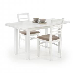 Masa extensibila DINNER 120-158 WHITE1