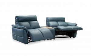 Canapea 2 locuri cu recliner si bar Oviedo2